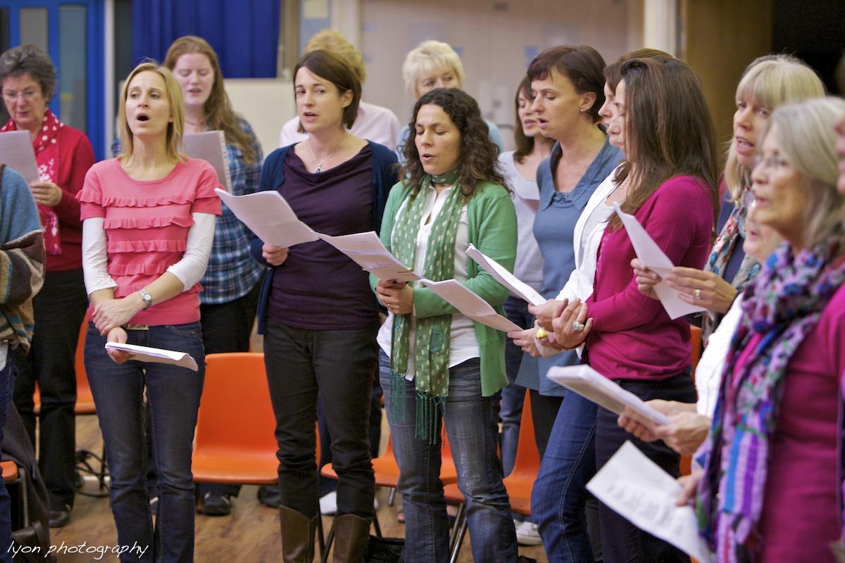 Singing it back 01-11-11